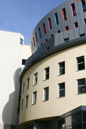 Neubau Musikhochschule, Foto: Maria Hörl